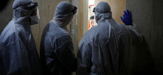 İsrail gizli servisi koronavirüsle mücadeleye çağrıldı: Virüs taşıyanları izleyecekler