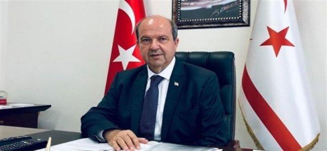 Başbakan Tatar'dan Başsağlığı Mesajı