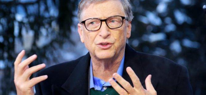 """Bill Gates: """"Aşı için tahminen 18 ay gerekli"""""""