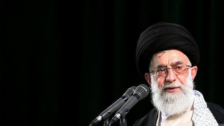 Hamaney: ABD'nin yaptırımları İran'ı kendi kendine yeten bir ülke konumuna getirdi