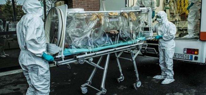 İtalya'da virüs kaynaklı can kaybı 7 bine yaklaştı