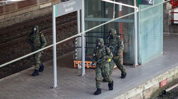 El Pais: İspanya NATO'dan tıbbi malzeme yardımı talep etti