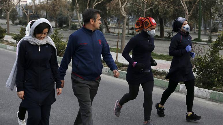 İran Cumhurbaşkanı Ruhani: İkinci koronavirüs dalgasıyla karşılaşabiliriz