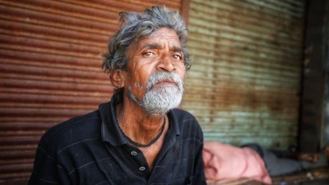 Hindistan'da yoksullar: Koronavirüsten önce açlıktan ölebiliriz