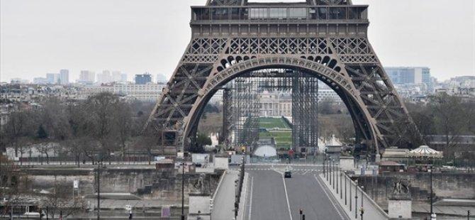 Fransa'da Son 24 Saatte Koronavirüs Nedeniyle 231 Kişi Öldü