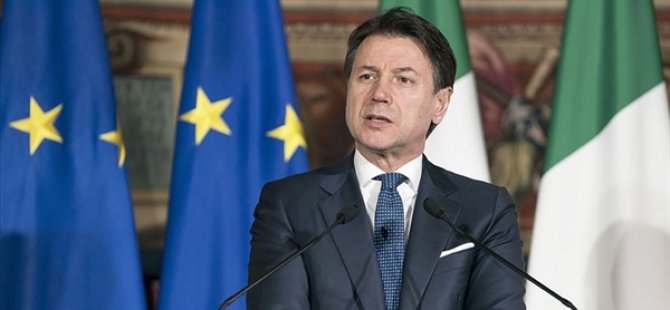 """İtalya başbakanı conte'den kovid-19 açıklaması: """"görünmez ve sinsi bir düşmanla savaşıyoruz"""""""