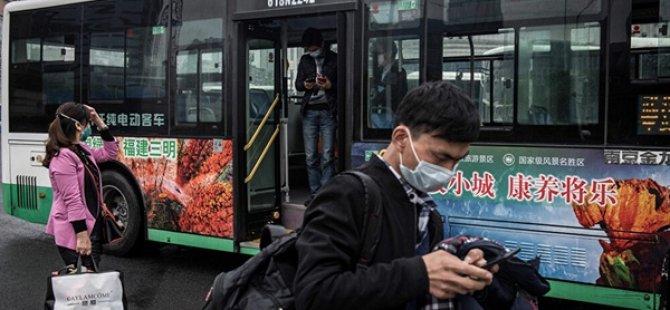 Çin'de Son İki Günde Yurt İçi Kaynaklı Yeni Kovid-19 Vakası Görülmedi