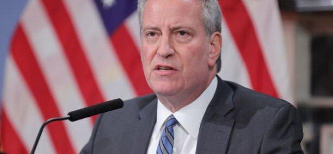 New York Belediye Başkanı'ndan Trump'a salgın tepkisi: Ahlaksızca hesap yapıyorlar