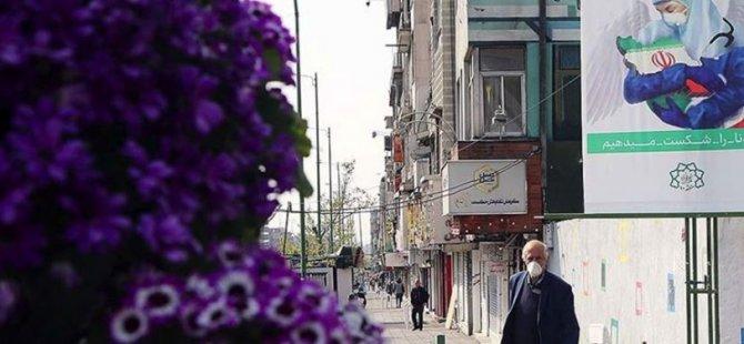 İran'da son 24 saatte koronavirüsten 157 kişi hayatını kaybetti