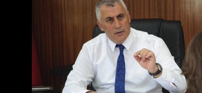 """Maliye Bakanı Amcaoğlu: """"Gelirlerde yüzde 50 gerileme var.. Sürecin ciddiye alınması gerekir"""""""