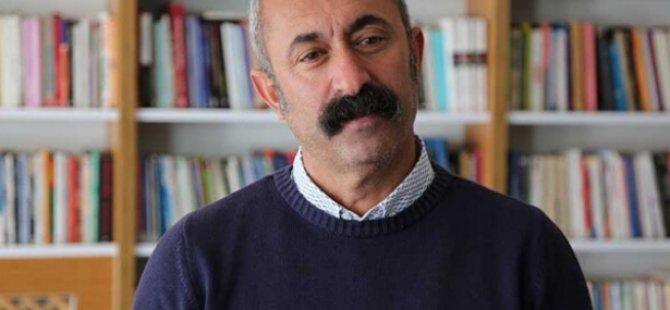 Dersim Belediye Başkanı Maçoğlu koronavirüse yakalandı