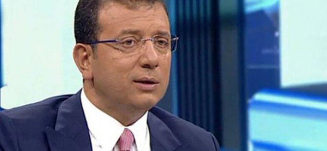 İmamoğlu İstanbul'da sokağa çıkma yasağı talep etti