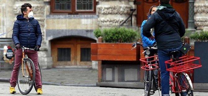 """Belçika, """"Kısmi Tecrit"""" Uygulamasını 19 Nisan'a Uzattı"""