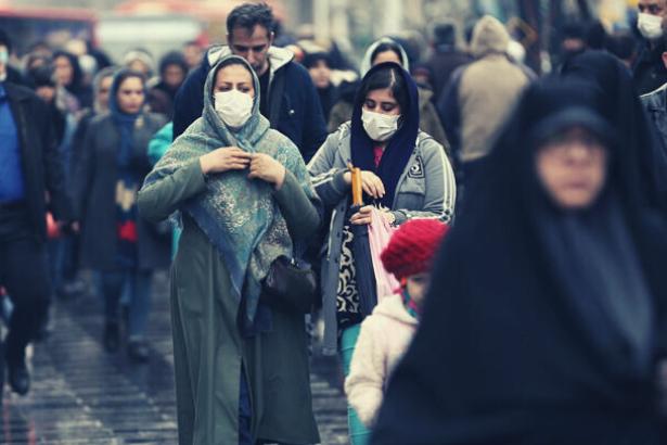 İran'da koronavirüs nedeniyle ölenlerin sayısı 2 bin 517'ye yükseldi