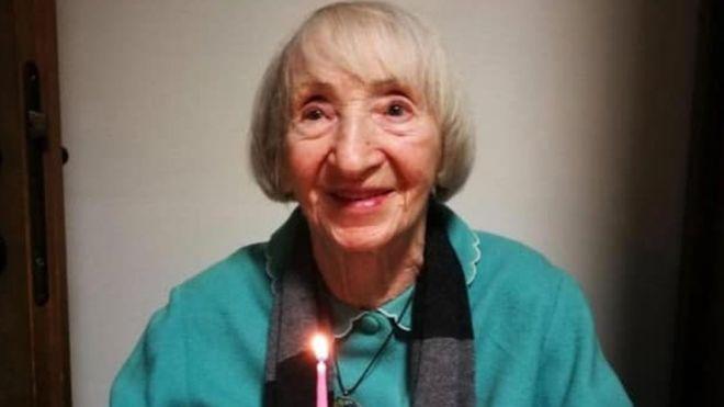 Koronavirüs: İtalya'da 102 yaşındaki Covid-19 hastası 'Lina Nine' iyileşti