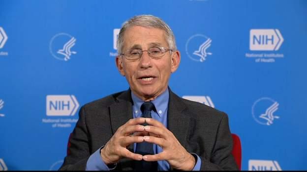 Dr. Anthony Fauci: '100-200 bin Amerikalı ölebilir'