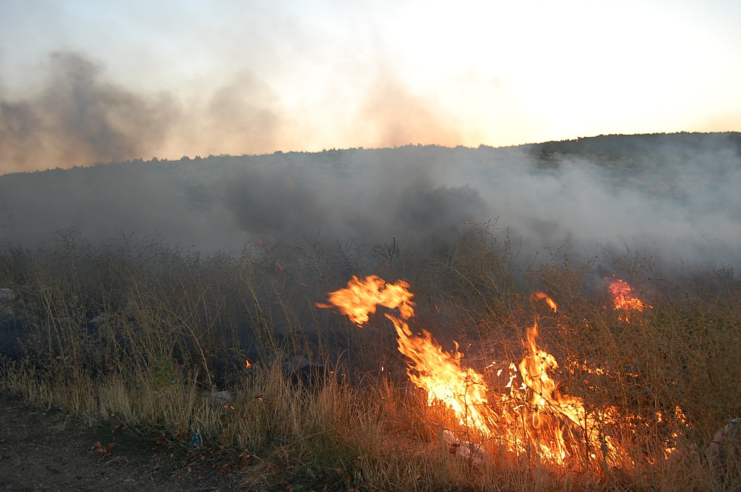 Tuncer İşgey Yangında Öldü