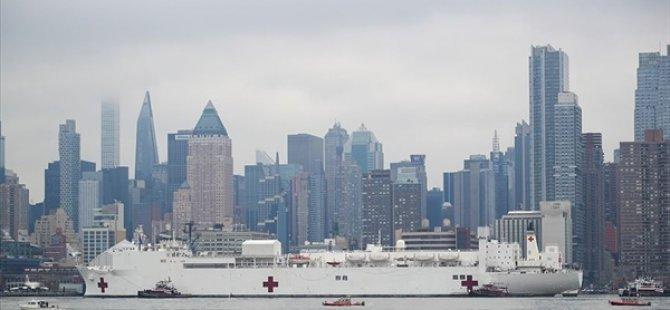 New York'ta Koronavirüs Kaynaklı Ölümler Nedeniyle Morg Kapasitesi Yaklaşık 4 Kat Artırıldı