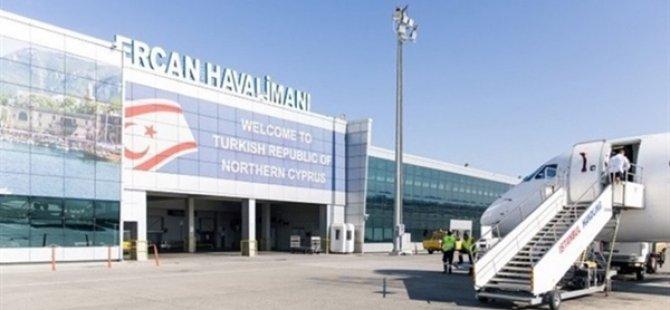 Bugün İstanbul'dan Gelecek Uçağın 16.30'da Ercan'a İnmesi Bekleniyor