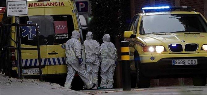 İtalya'da Kovid-19'dan Ölenlerin Sayısı 13 Bin 155'e Yükseldi