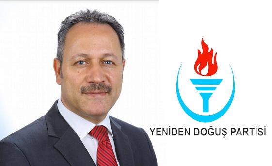YDP'de yeni Genel Sekreter Enver Öztürk oldu