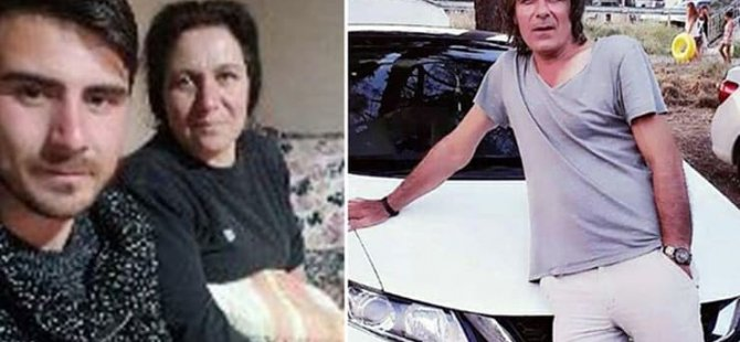 Eski eşi ve oğlunu, 'Bana kalmayan mallar size de kalmasın' diyerek öldürmüş