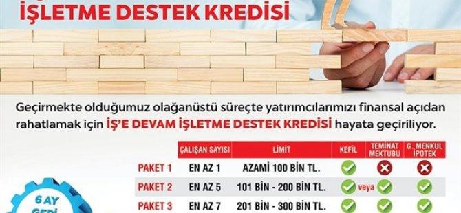 """Kalkınma Bankası Genel Müdürü Barutcu: """"Ekonomik zorlukların aşılması için dört paket hazırlandı"""""""