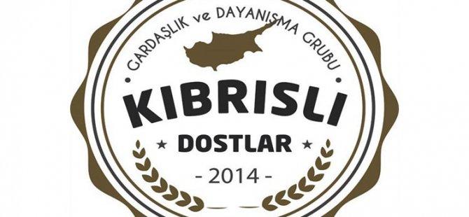 Türkiye'de yaşayan 'Kıbrıslı Dostlar'dan KKTC'deki çalışanlar için 'yüz siperi' seferberliği