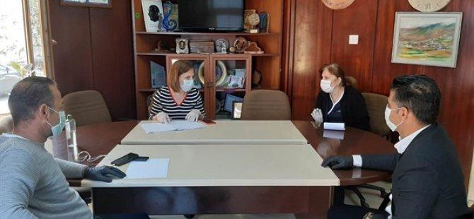 Sağlık Bakanlığı Lapta ve Alsancak Bölgesinde Çalışmalarına Devam Ediyor
