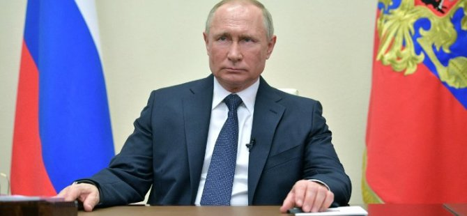 Putin 'ücretli tatil'i 30 Nisan'a kadar uzattı