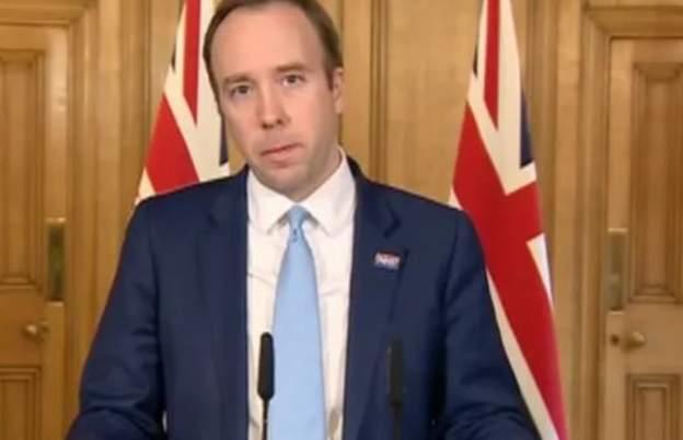 İngiltere Sağlık Bakanı Hancock: Koronavirüsün enfeksiyon oranı katlanarak artıyor
