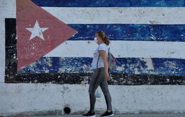 Xinhua Haber Ajansı: ABD, Alibaba Vakfı'nın Küba'ya gönderdiği tıbbi yardımı engelledi