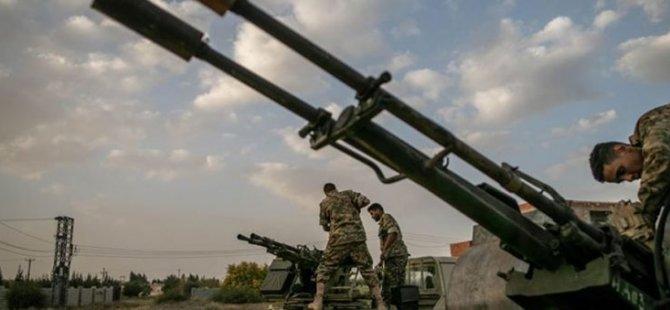 Mısır yönetiminden Libya'daki Hafter milislerine askeri mühimmat yardımı