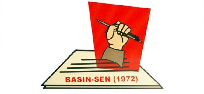 """Basın-Sen Başkanı Kişmir: """"Basın sektöründe işçi kıyımı yaşanmakta"""""""