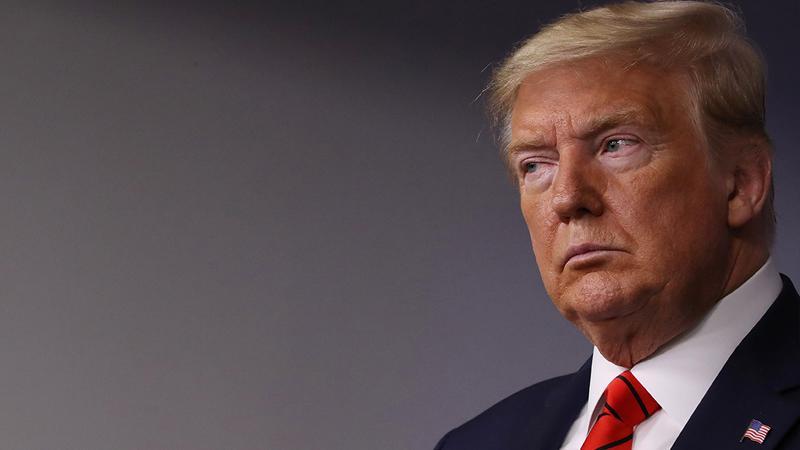 ABD Başkanı Trump: Ben maske takmayacağım