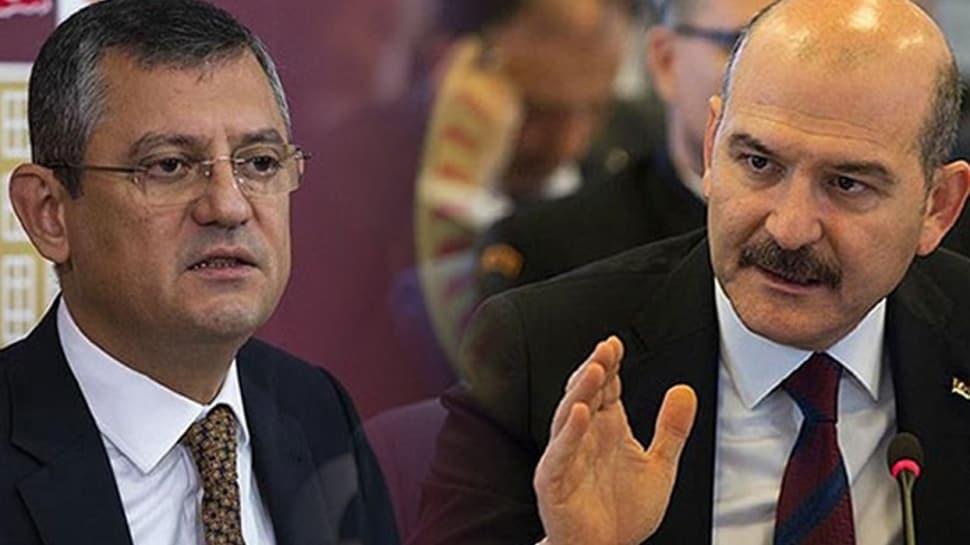 Soylu ile CHP'li Özel arasında ölüm orucunda hayatını kaybeden Helin Bölek tartışması