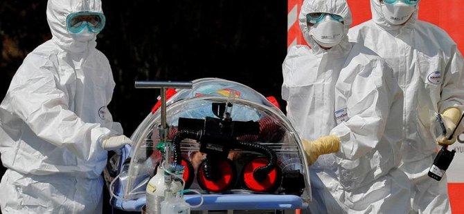 """ABD ve Çin arasında """"biyolojik komplo"""" savaşı sürüyor"""