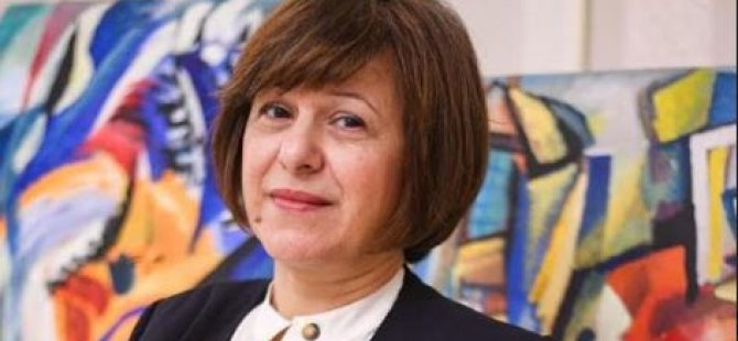 Kıbrıs Modern Sanat Müzesi için Sanatçı AsmerNarimanbekovakoronavirüs ile mücadeleye fırçası ile destek verdi...