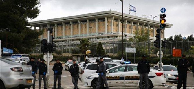 İsrail'de Kovid-19 Nedeniyle Kısa Süreli Sokağa Çıkma Yasağı İlan Edildi