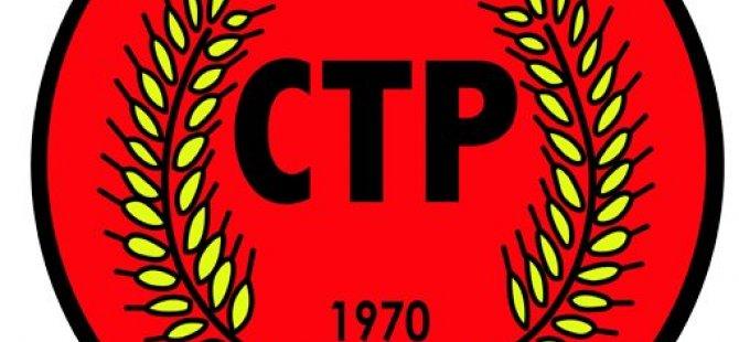 CTP Kadın Örgütü: Kadınlar ve çocuklar evdesiniz ama uzakta değilsiniz