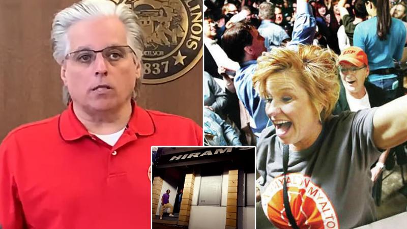 Belediye başkanı 'sosyal mesafe' denetimini artırdı; partiye yapılan baskında eşi tutuklandı