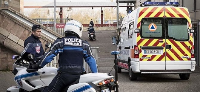 Fransa'da Kovid-19 Nedeniyle 24 Saatte 541 Kişi Yaşamını Yitirdi