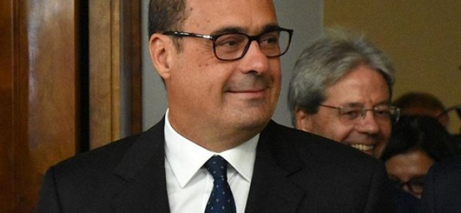 İtalya'da koronavirüs için 'Paniğe gerek yok' diyen Zingaretti koronavirüse yakanlandı