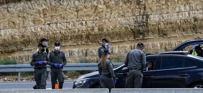 İsrail'de Kovid-19'dan Ölenlerin Sayısı 73'e Yükseldi