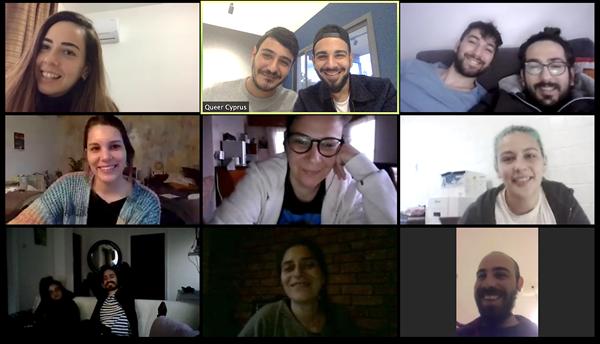 KUİR Kıbrıs Üyelerine Ve Dayanışma Hattı Gönüllülerine Yönelik Sosyal Hizmet Web Semineri Düzenlendi