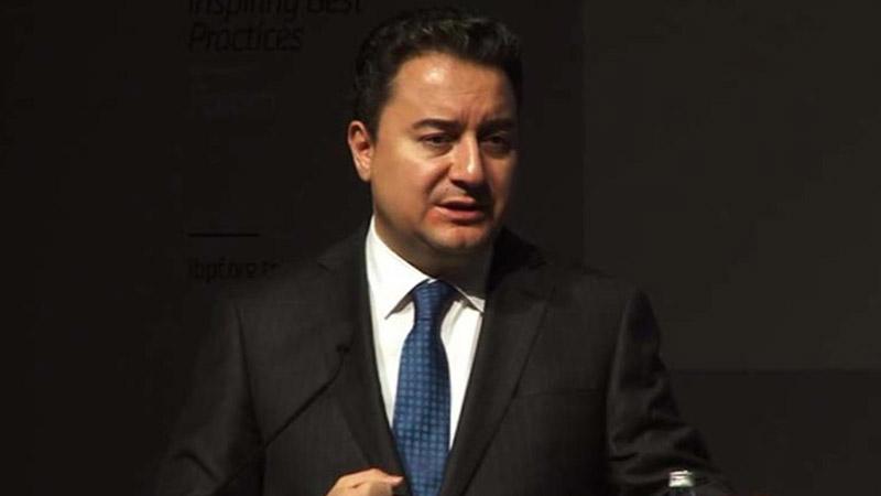 Ali Babacan: Devlet, elindeki bütün cephaneyi acilen kullanmalı