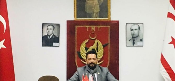 Kıbrıs TMT Mücahitler Derneği Karabelen'i Saygı Ve Minnetle Andıklarını Belirtti