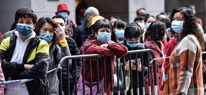 Çin'de Son 24 Saatte Kovid-19 Nedeniyle Sadece Bir Kişi Yaşamını Yitirdi