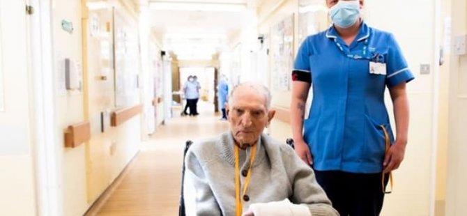 2'nci Dünya Savaşı'nda üç yıl Nazi kampında kaldı; yaşadı.. 99 yaşında Covid-19'u yendi