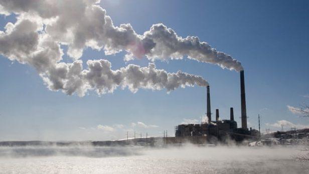 2020'de fosil yakıt kaynaklı karbon emisyonu 2. 5 milyar ton azalabilir